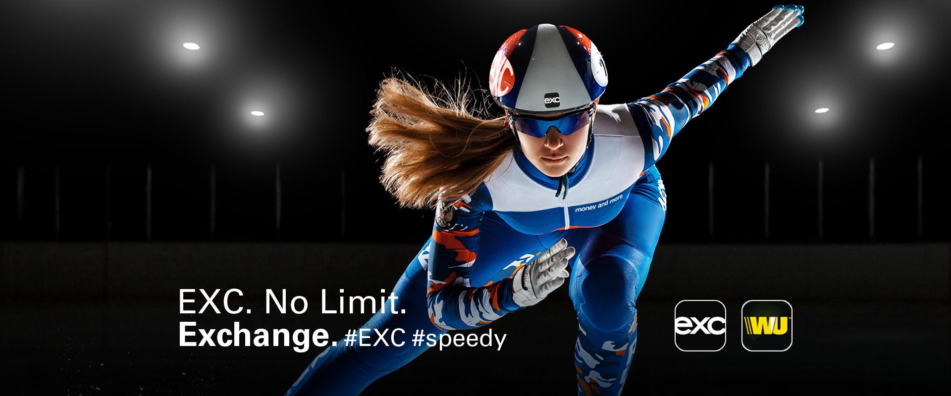 No limit. #Speedy