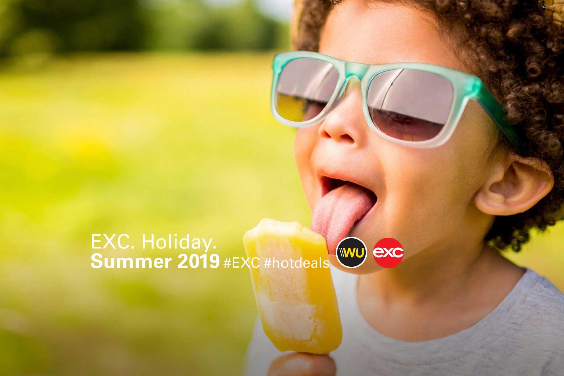 #Holiday #Summer 2019