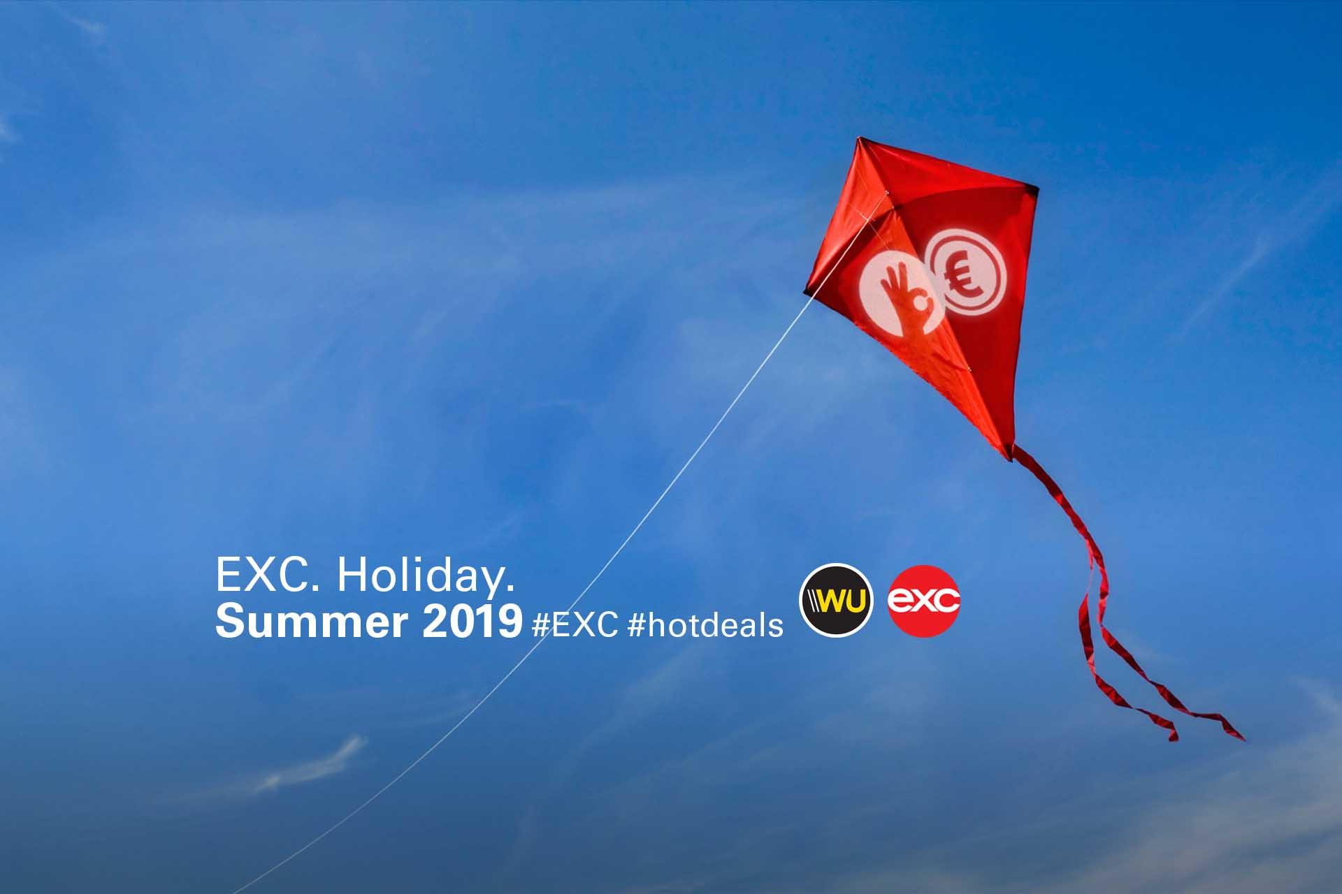 #Holiday #Summer 2019 #okEUR #sky