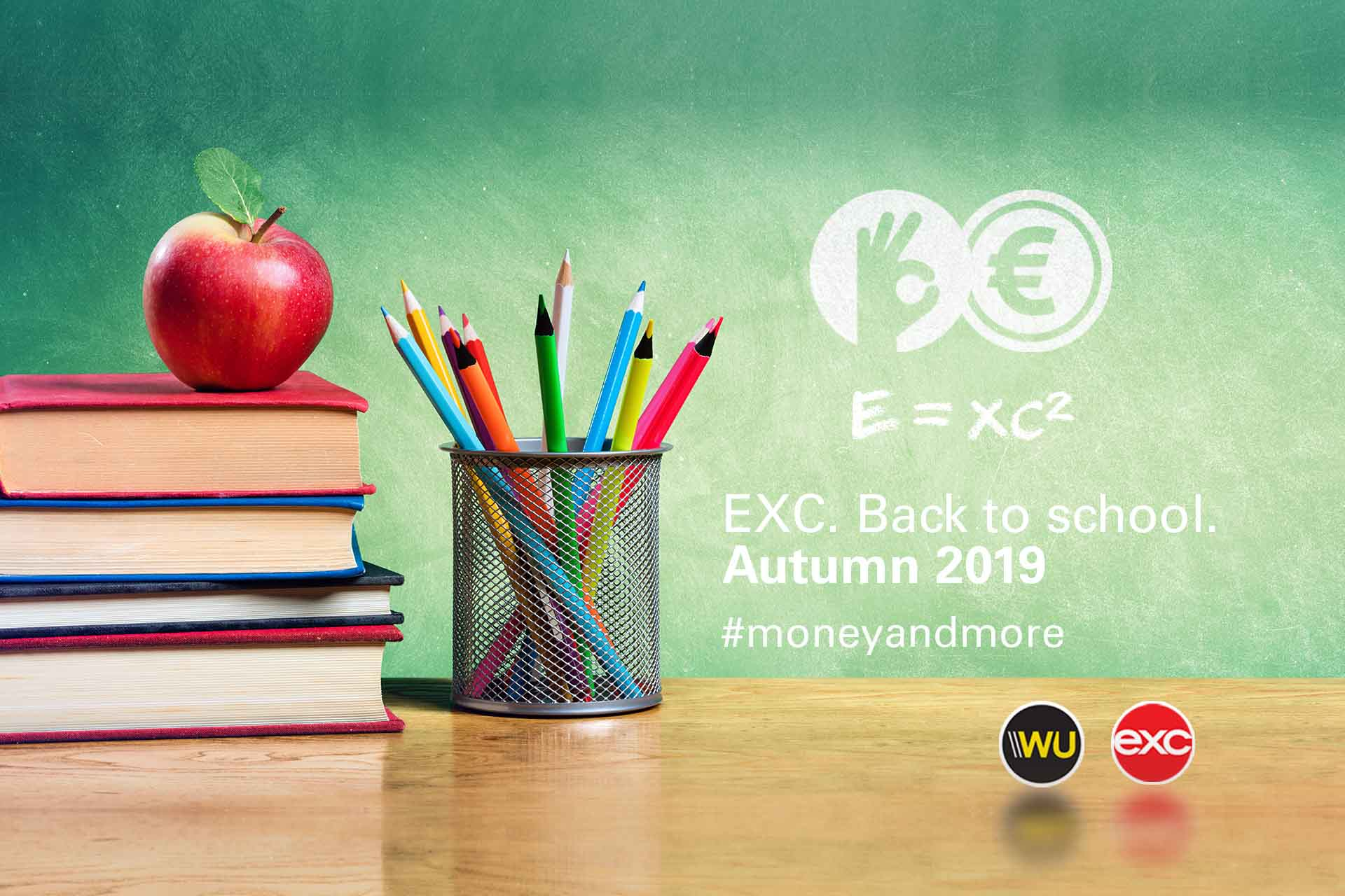 #Autumn 2019 #backToSchool #okEUR